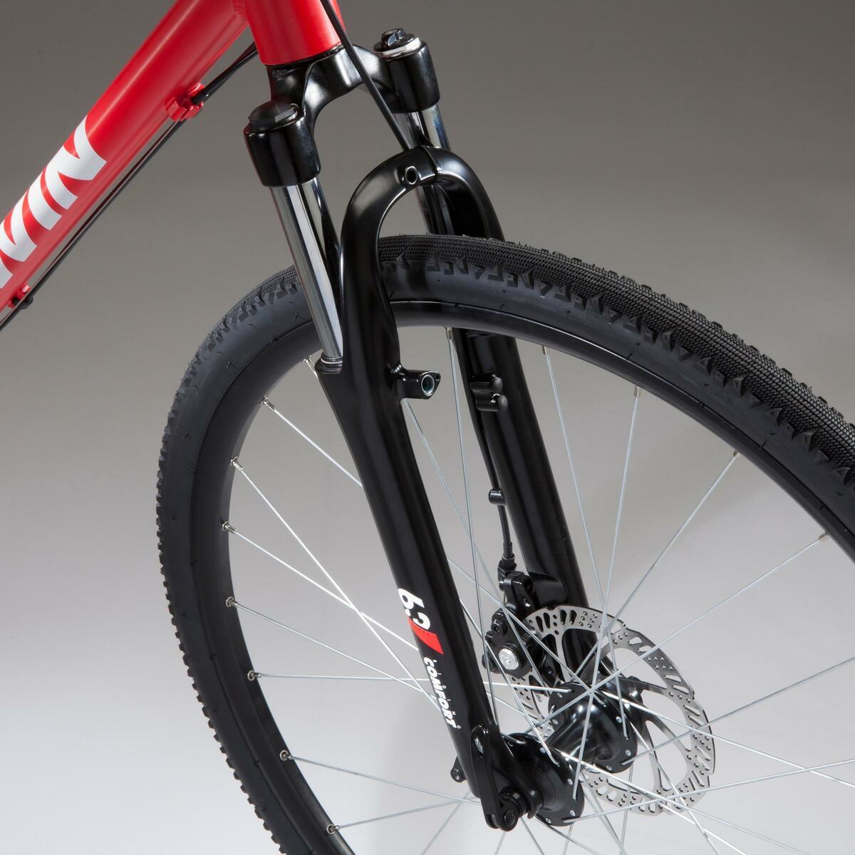 Bild 5 von Cross Bike 28 Riverside 500 Alu rot