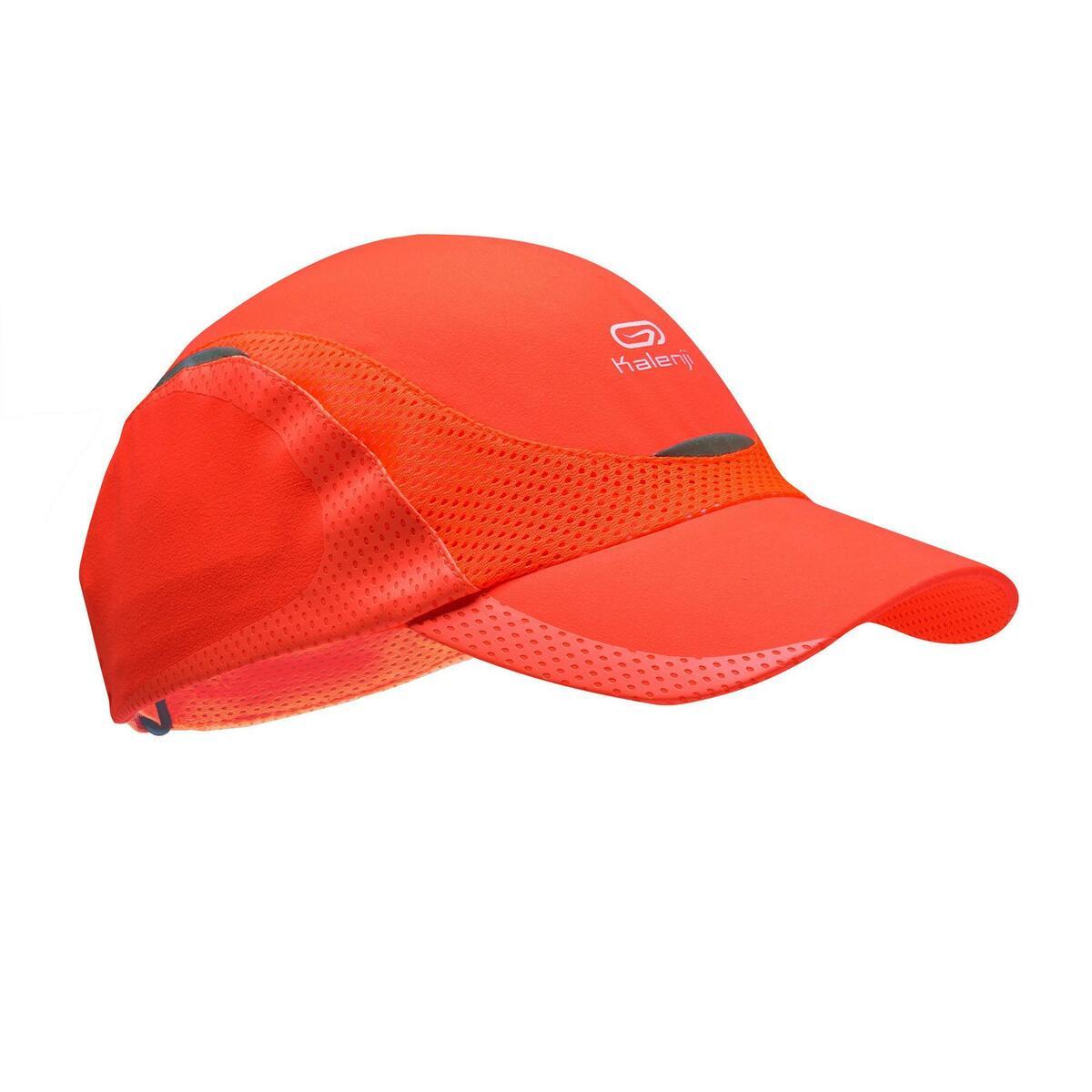 Bild 1 von Lauf-Cap Schirmmütze Kinder neonrot/koralle