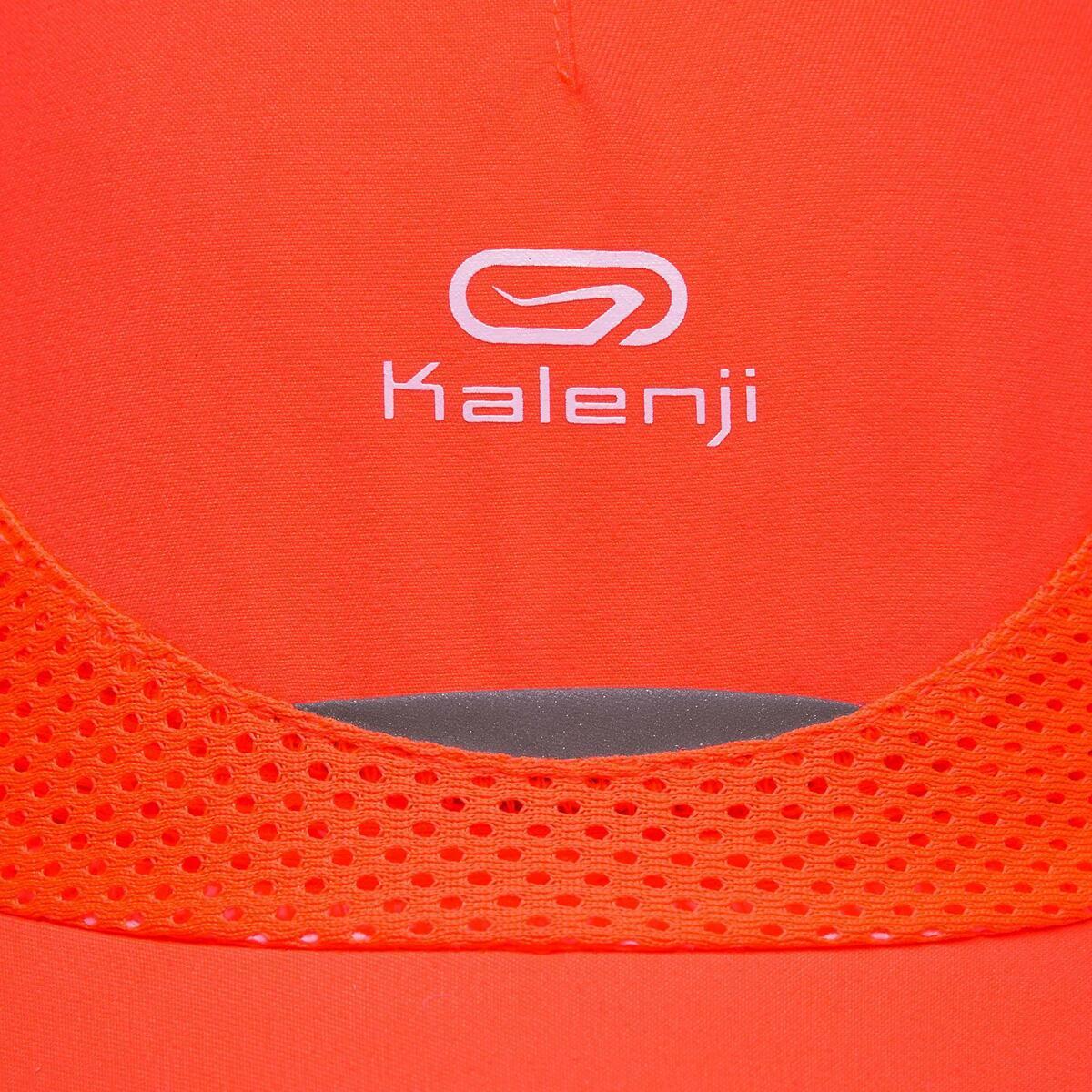 Bild 3 von Lauf-Cap Schirmmütze Kinder neonrot/koralle