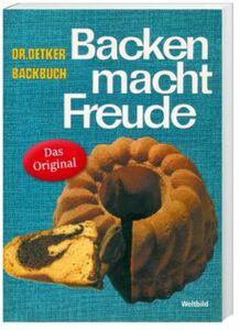 Backen macht Freude Reprint 1960