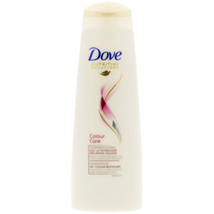 Dove Shampoo Colour Care