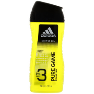 Adidas 3In1 Duschgel Developed With Athletes