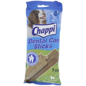 Chappi Dental Hunde-Kausticks Für Mittelgroße Hunde