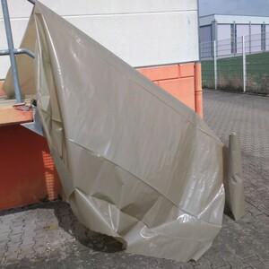 Baufolie 30m² 3x10m 160my