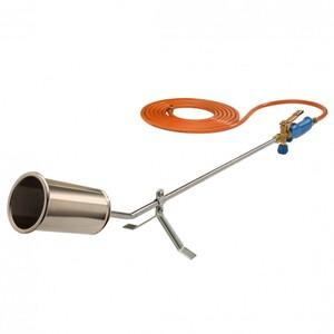 CFH Unkraut Abflammgerät PM-Gas F10 mit Regulierungsventil