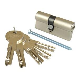 Schließzylinder GERA mc-5 6500 30-35mm mit 5 Schlüsseln
