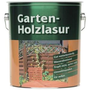 Garten Holzlasur matt 5 Liter teak