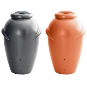 Regentonnen Set Baby Aquacan 210 Liter in verschiedenen Farben