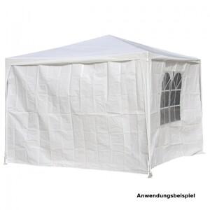 Seitenteile Pavillon 2er Set 3x2m weiß