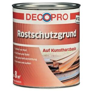 DecoPro Rostschutzgrund 750 ml silbergrau