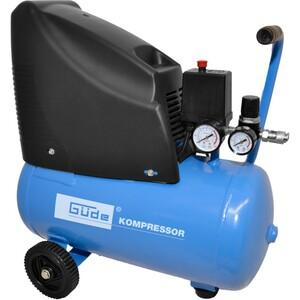Güde Kompressor Druckluft 8 bar ölfrei mit 24 Liter Kessel