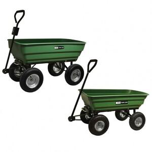 GÜDE Gartenwagen für Gartengüter mit Luftbereifung