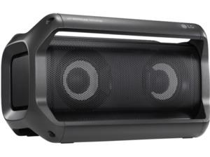 LG PK5, Bluetooth Lautsprecher, Ausgangsleistung 20 Watt, Schwarz