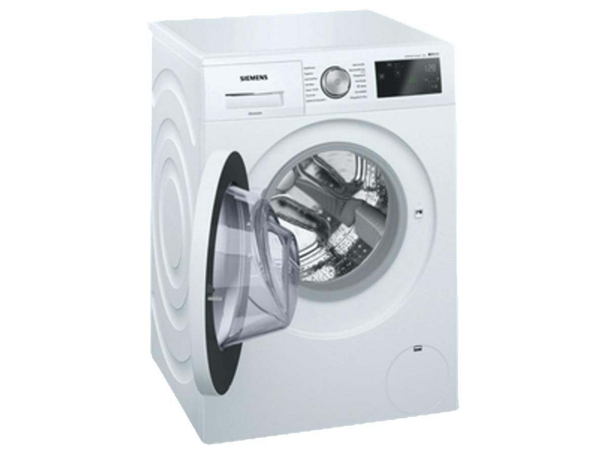 Bild 2 von SIEMENS WM14T5EM  Waschmaschine, 8 kg, Frontlader, 1379 U/Min., Weiß