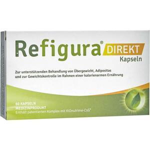 Refigura Direkt Kapseln 87.17 EUR/100 g
