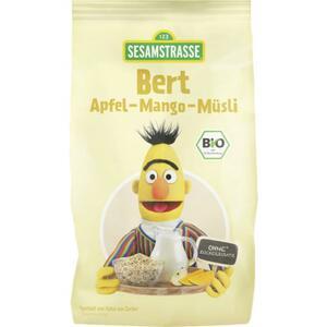 Sesamstraße Bio Bert Apfel-Mango-Müsli 1.00 EUR/100 g