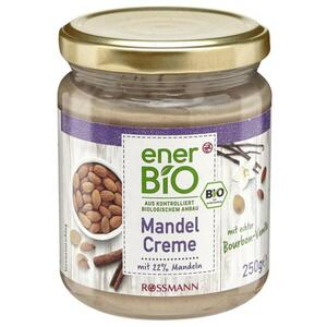 enerBiO Mandel Creme 1.32 EUR/100 g