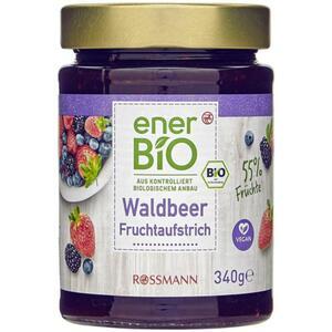 enerBiO Waldbeer Fruchtaufstrich 4.97 EUR/1 kg