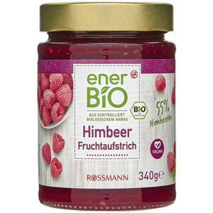 enerBiO Himbeer Fruchtaufstrich 4.97 EUR/1 kg