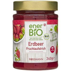enerBiO Erdbeer Fruchtaufstrich 4.97 EUR/1 kg