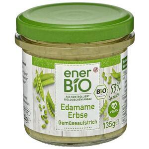 enerBiO Gemüseaufstrich Edamame Erbse 1.10 EUR/100 g