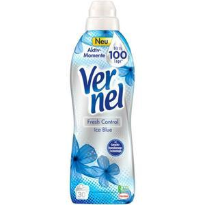 Vernel Weichspülerkonzentrat Fresh Control Ice Blue 0.04 EUR/1 WL