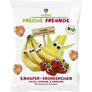 erdbär Freche Freunde Bio Knusper-Erdbeerchen 3.40 EUR/100 g
