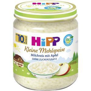 HiPP Bio kleiner Mehlspeise Milchreis mit Apfel 0.42 EUR/100 g (6 x 200.00g)