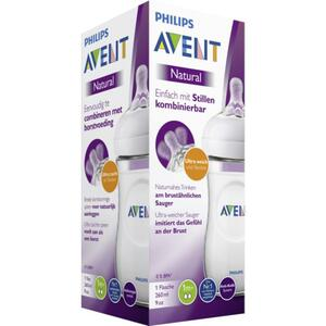 PHILIPS AVENT PHILIPS AVENT Natural Flasche transparent 260 ml