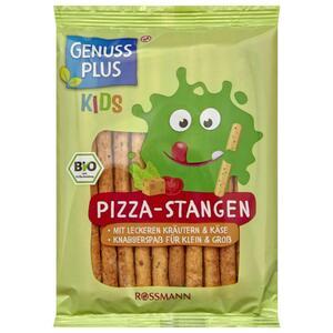 GENUSS PLUS Kids Bio Pizza-Stangen 1.72 EUR/100 g