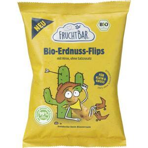 FruchtBar Bio-Erdnuss-Flips 2.48 EUR/100 g