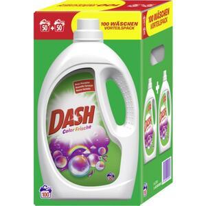 Dash Colorwaschmittel Color Frische Flüssig 100 WL / 2 x 0.10 EUR/1 WL
