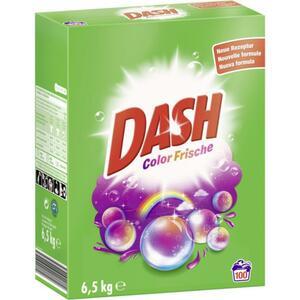 Dash Colorwaschmittel Color Frische Pulver 100 WL 0.10 EUR/1 WL