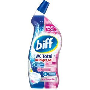 Biff WC Total Reiniger Gel Frühlingsblüte 2.65 EUR/1 l
