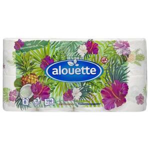 alouette Toilettenpapier Tropical