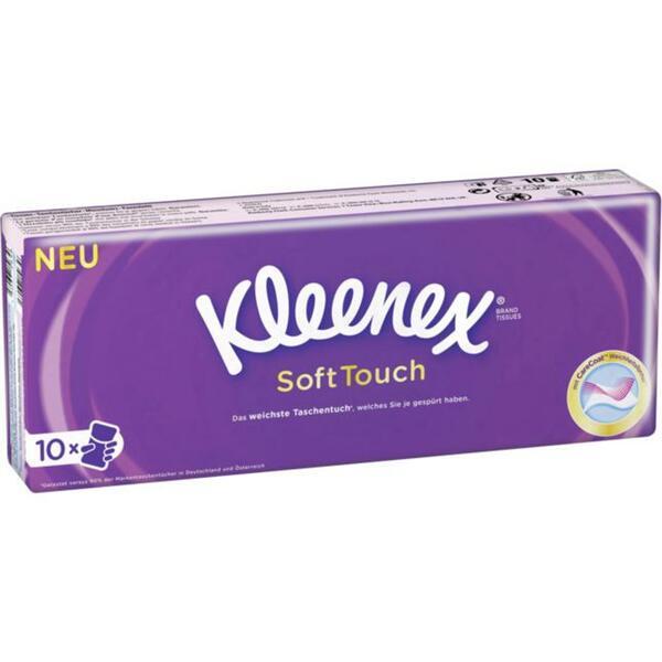 Kleenex Soft Souch Taschentücher