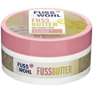 Fusswohl Fussbutter 1.50 EUR/100 ml