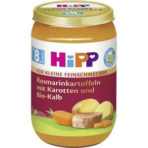 HiPP Bio Rosmarinkartoffeln mt Karotten & Bio-Kalb 0.45 EUR/100 g (6 x 220.00g)