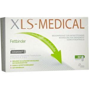 XLS-Medical Fettbinder Tabletten 57.76 EUR/100 g
