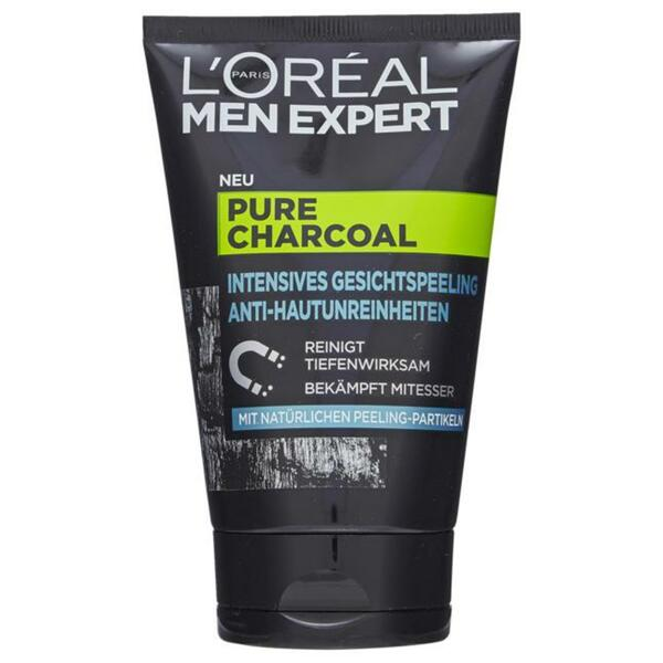 L'Oréal Paris men expert Pure Charcoal intensives Gesichtspeeling Anti EUR/