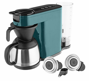 Philips Senseo Switch 2-in-1-Kaffeemaschine HD6591/40