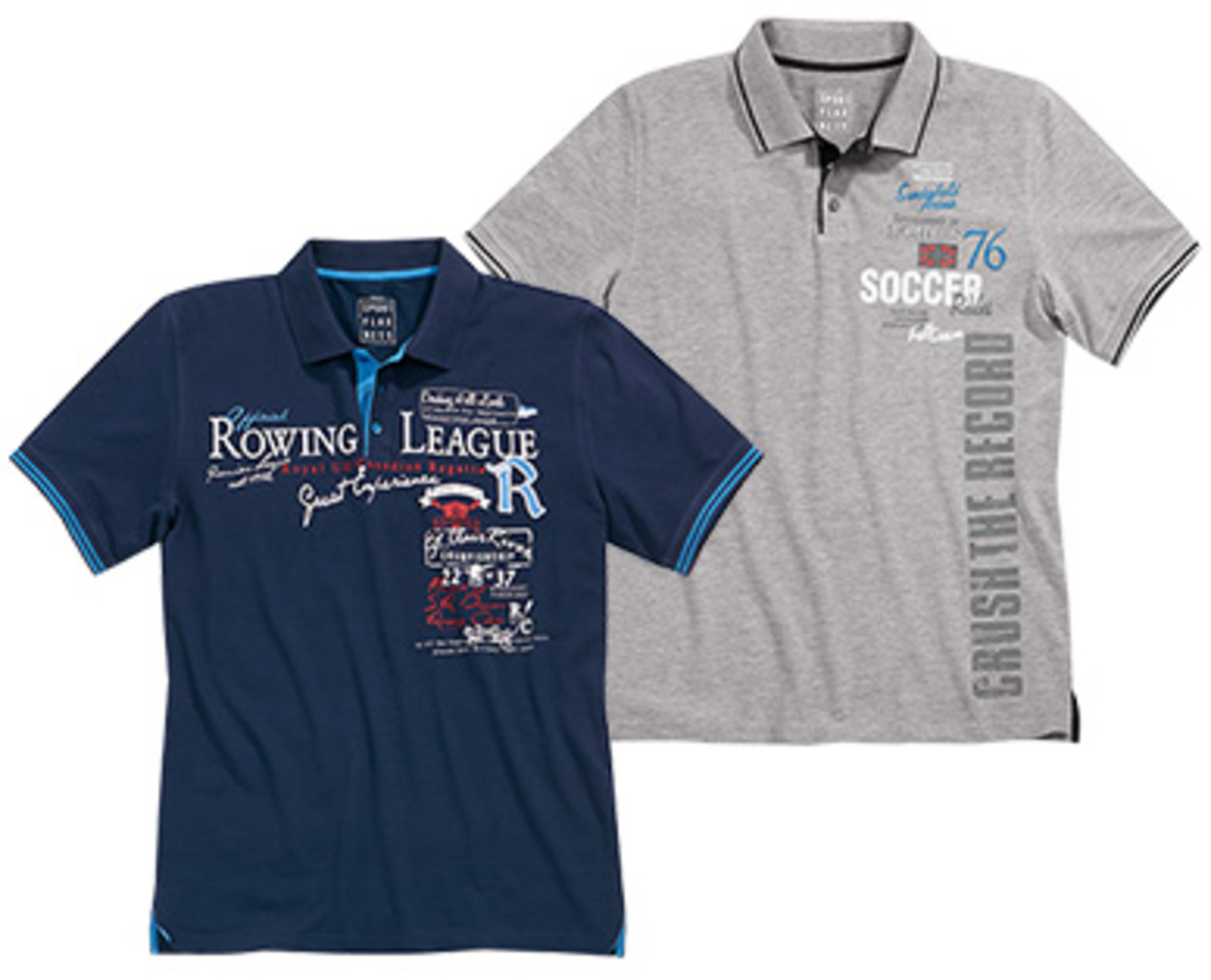 Bild 1 von watson´s Poloshirt, große Mode