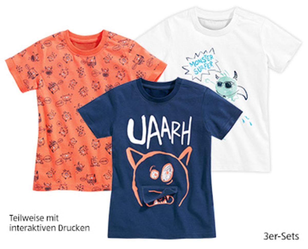 Bild 2 von impidimpi 3 Kleinkinder-T-Shirts