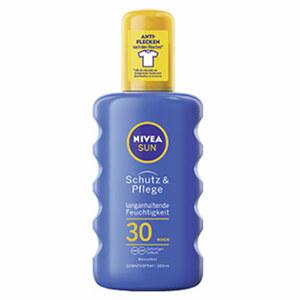Nivea Sun Sonnenspray LSF 30 jede 200-ml-Flasche