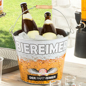 Biereimer - ca. 5 Liter Inhalt