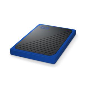 WD My Passport Go Portable SSD 1TB USB3.0 Schwarz und Kobaltblau