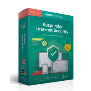 Kaspersky Internet Security + Android Security 1Gerät 1Jahr Minibox
