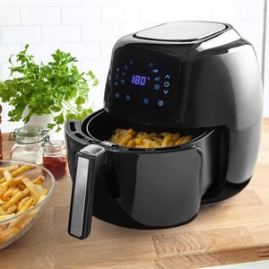 "Emerio XXL 8 in 1 Heißluft-Fritteuse ""Smart-Fryer"", 1800 Watt"