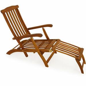 Deckchair Relaxliege - Queen Mary