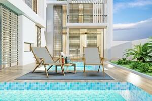 Happy Home Garten-Relaxliege HGE14-CRE